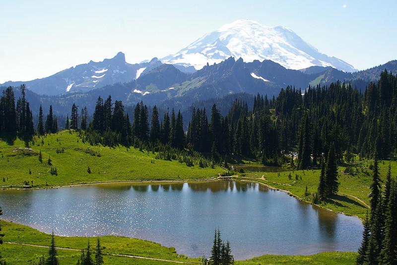 Mt Rainier -L