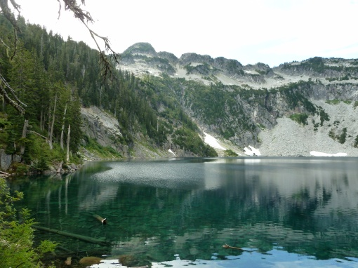 Lake Malachite