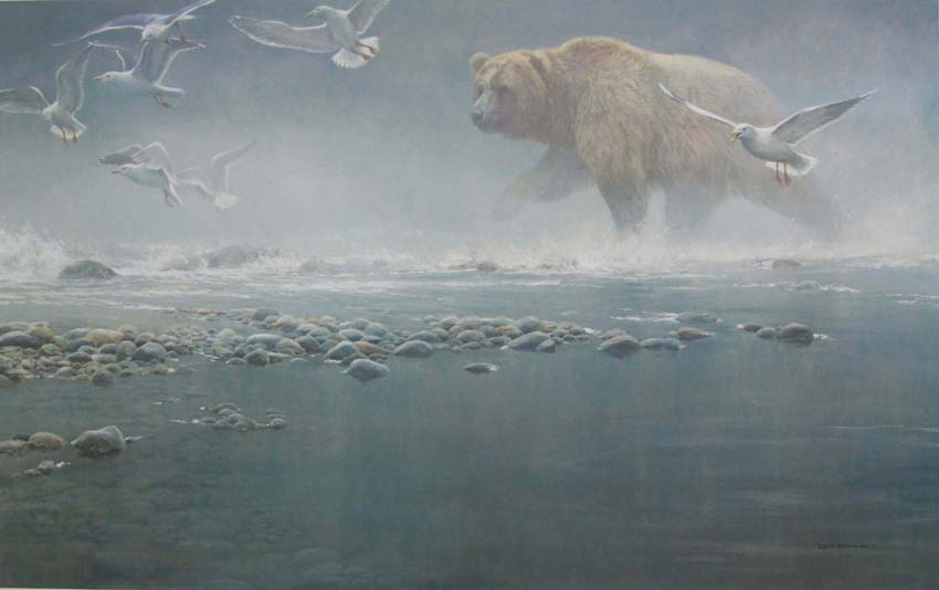 bateman-above-the-rapids-grizzly-and-gulls-robert-crop