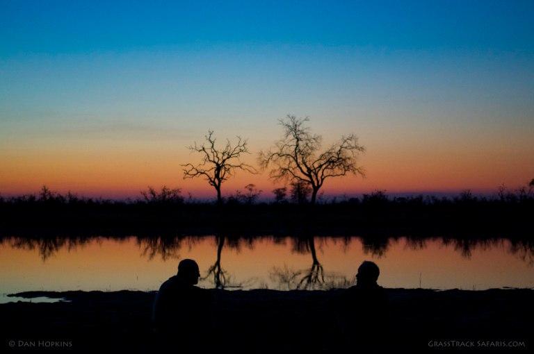 Zweizwei Pan Sunset