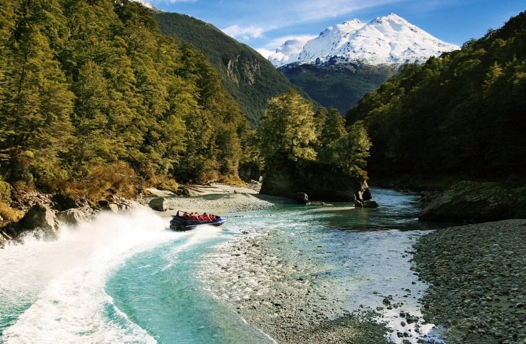 Dart River New Zealand