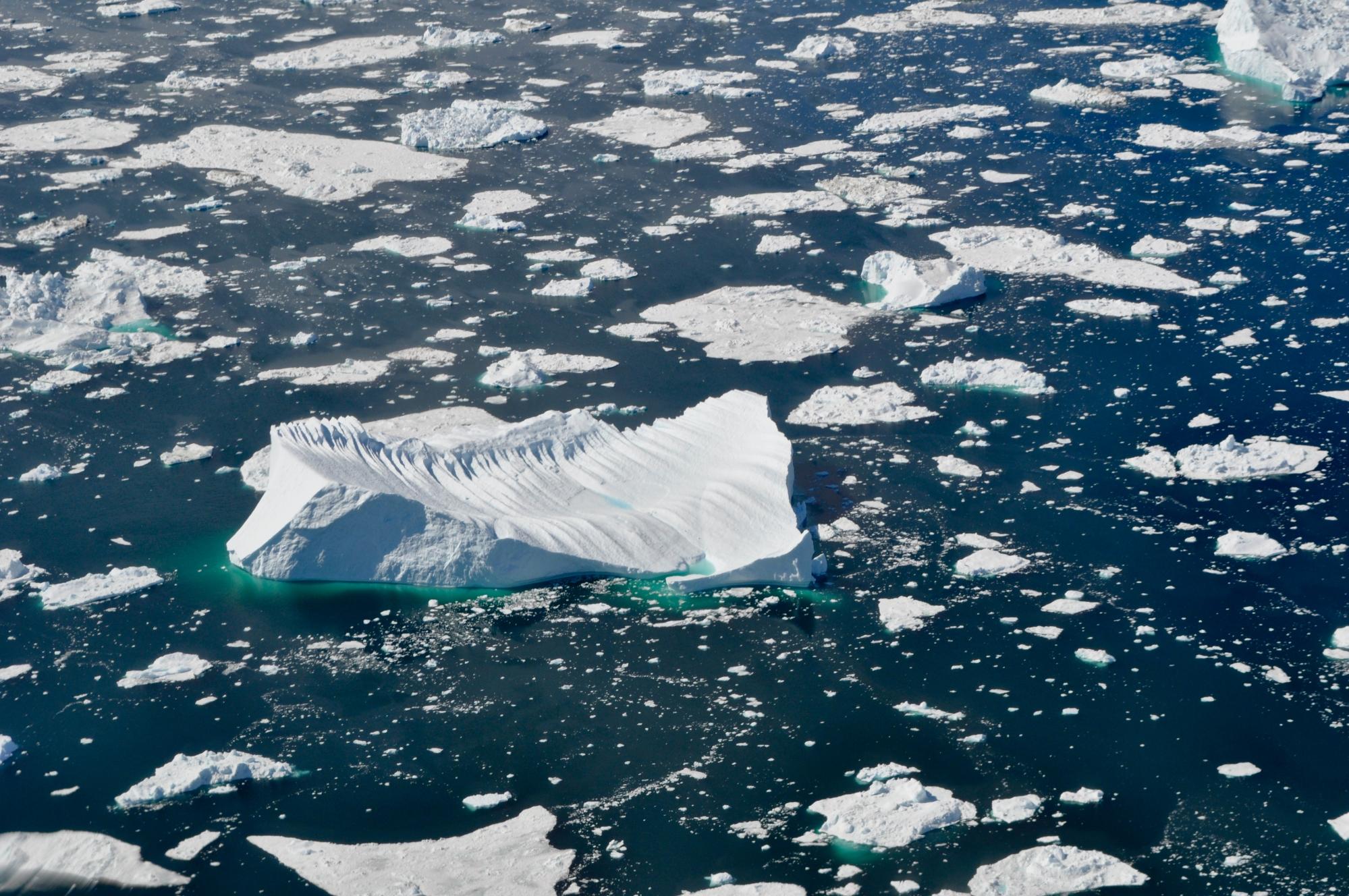 Ilulissat Ice